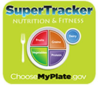 How can you track your fitness on SuperTracker?